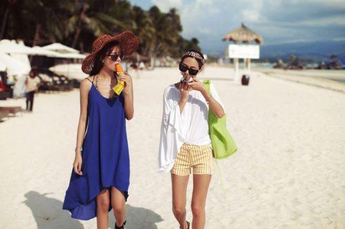 Gợi ý cách mặc đồ sành điệu phù hợp với từng địa điểm du lịch