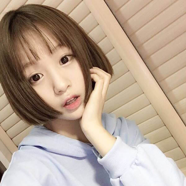 Tóc ngắn maruko