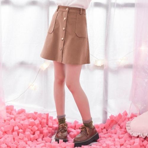 Chân váy chữ A hè 2017