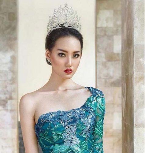 hoa hậu Châu Á đẹp nhất thế giới 2017