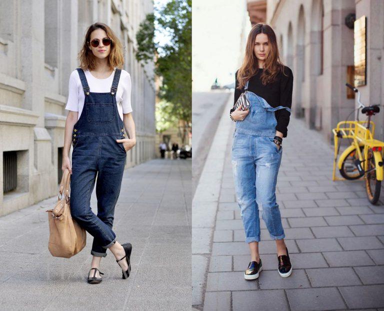 quần yếm jean
