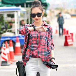Cách mix đồ với quần jean cho ngày hè năng động