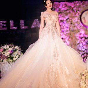 Xu hướng váy cưới 2017 Những mẫu váy cưới đẹp nhất