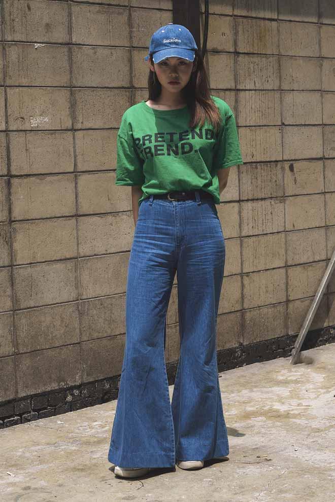 Giới trẻ Hàn sẽ lại hạ gục bạn với street style đơn giản