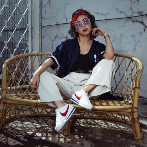 Nike Cortez, mẫu sneaker lạ lẫm chuẩn bị hớp hồn giới trẻ Việt thời gian tới