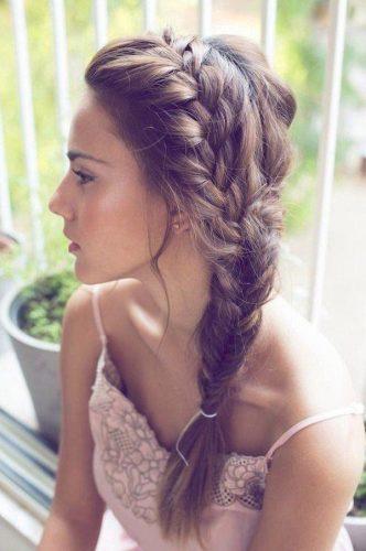 Trẻ trung, năng động với những kiểu tết tóc đẹp cho bạn nữ tóc dài