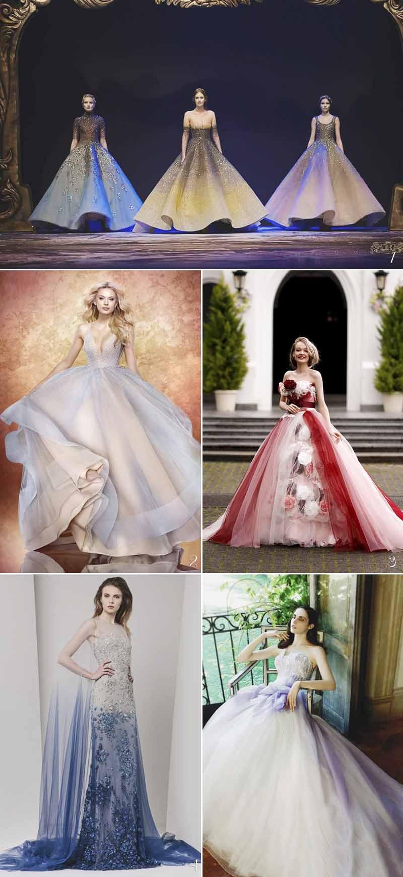 Xu hướng váy cưới đẹp