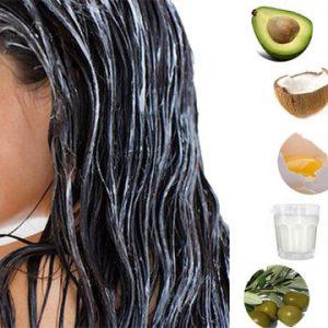Tóc khô rối trở nên suôn mượt tại nhà nhờ cách dưỡng tóc sau