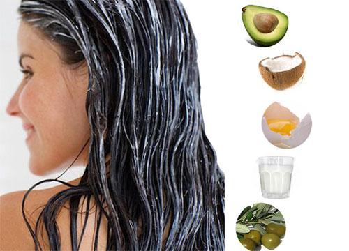 cách làm mặt nạ ủ tóc tại nhà