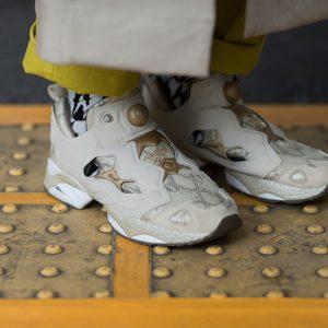 Ấn tượng những mẫu sneaker tại Tokyo Fashion Week thu đông 2017