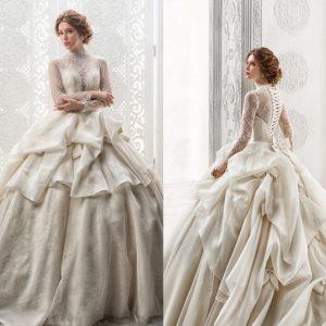 6 xu hướng váy cưới đẹp tuyệt cho cô dâu ngày trọng đại