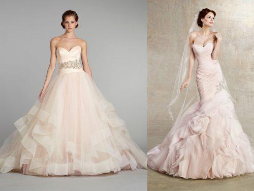 Mê mẩn với những mẫu váy màu hồng pastel ngọt ngào