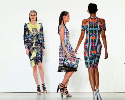 Quốc tỏa sáng tại Tuần lễ Thời trang New York 2018