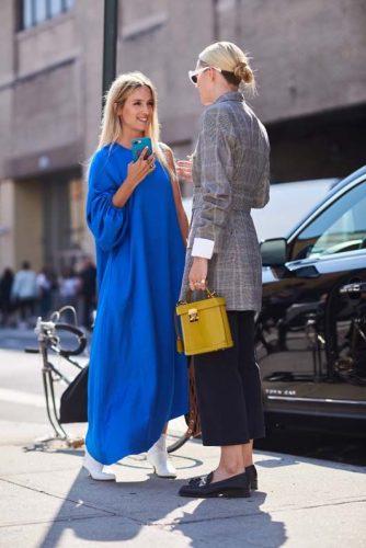 Street style ấn tượng nhất Tuần lễ thời trang New York 2018