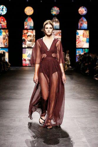 BST Dior Xuân – Hè 2021: Tôn vinh nữ quyền thời Covid