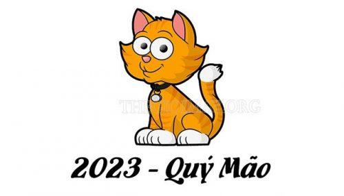 Năm 2023 Là Năm Con Gì? Nên Sinh Con Năm 2023 Không?