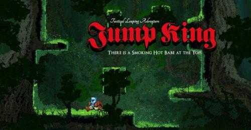 Jump King cấp độ mới thể hiện tình yêu với người phát sóng trên Twitch